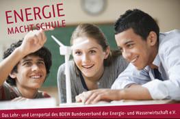 Dossier: Energie macht Schule