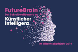 Logo-Bild des FutureBrain Schreibwettbewerbs