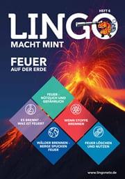 Lingo MINT: DaF und DaZ mit MINT-Themen – Neu: Ausgabe 6: Feuer auf der Erde