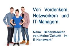 """Bild Bilderstrecke """"Meine Zukunft im E-Handwerk"""""""