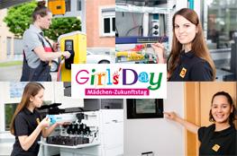 Fotos vom Girls Day