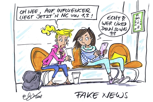 Fake News - Michael Hüter