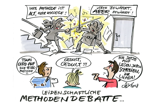 Methodendebatte - Michael Hüter