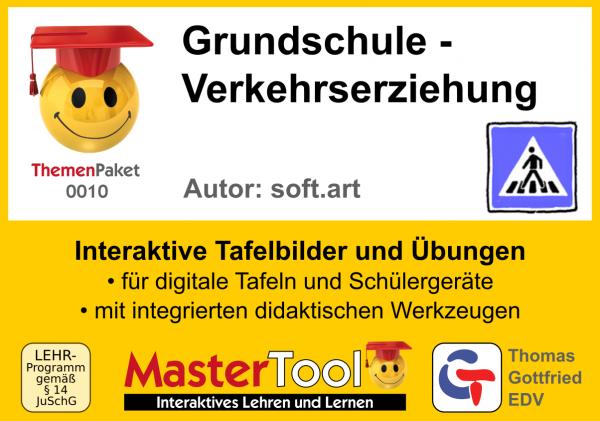 MasterTool - Grundschule - Verkehrserziehung (TP10)