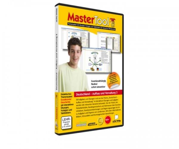 MasterTool - Deutschland - Aufbau und Verwaltung 3 (71)