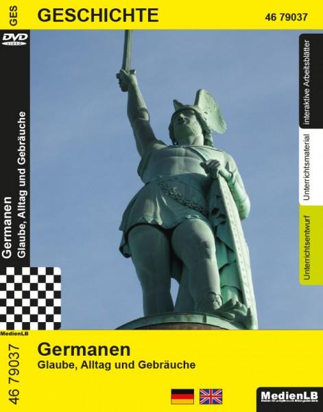 Germanen - Glaube, Alltag und Gebräuche