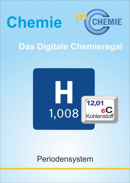 Digitales Chemieregal: Periodensystem (CH 305)
