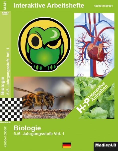 Biologie 5-6, Vol.1