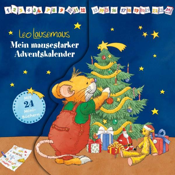 Leo Lausemaus - Mein mausestarker Adventskalender