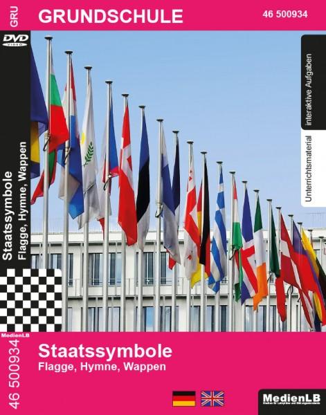 Staatssymbole - Flagge, Hymne, Wappen