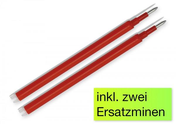 """Korrigier-Stift """"Profi"""" + 2 Ersatzminen"""