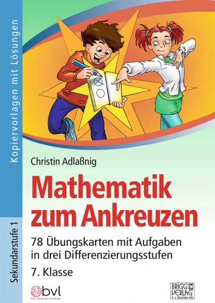 Mathematik zum Ankreuzen 7. Klasse