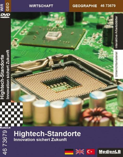 Hightech-Standorte - Innovation sichert Zukunft