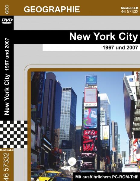 New York City - 1967 und 2007 (2 DVDs)