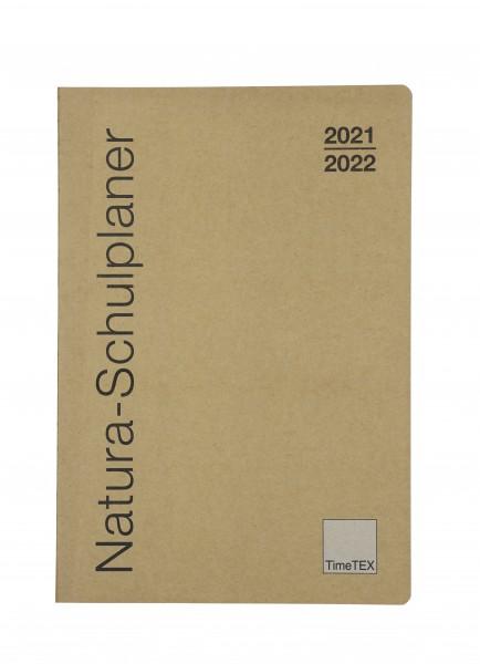 Natura-Schulplaner A4-Plus 2021/2022