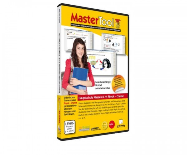 MasterTool - Physik/Chemie Klassen 8 - 9 für MS/RS (38)