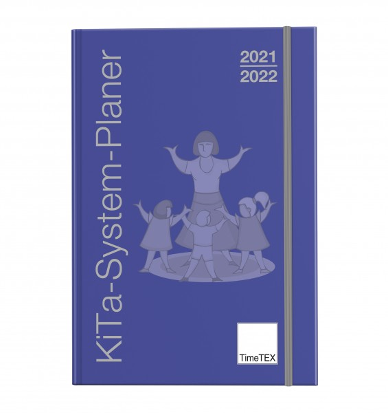 KiTa-System-Planer A5-Plus 2020/2021