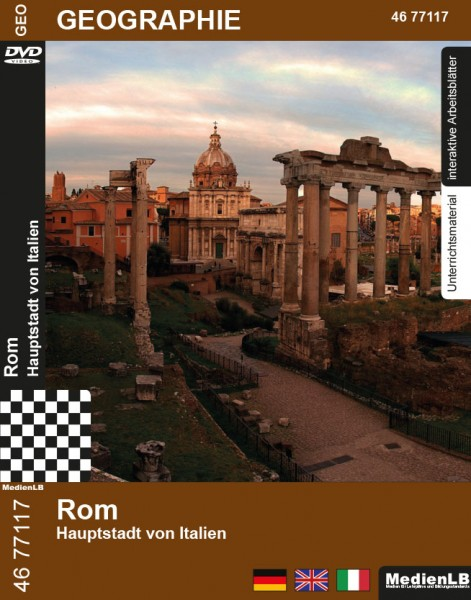 Rom - Hauptstadt von Italien