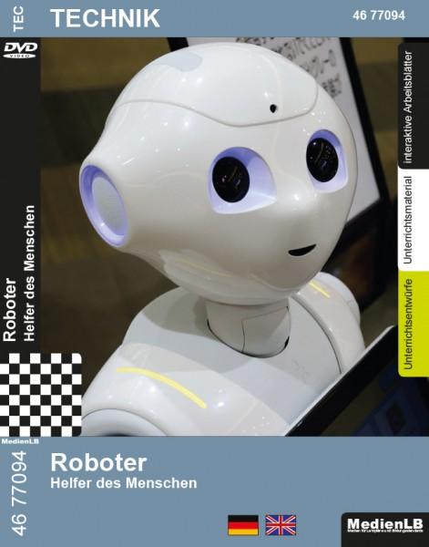 Roboter - Helfer des Menschen