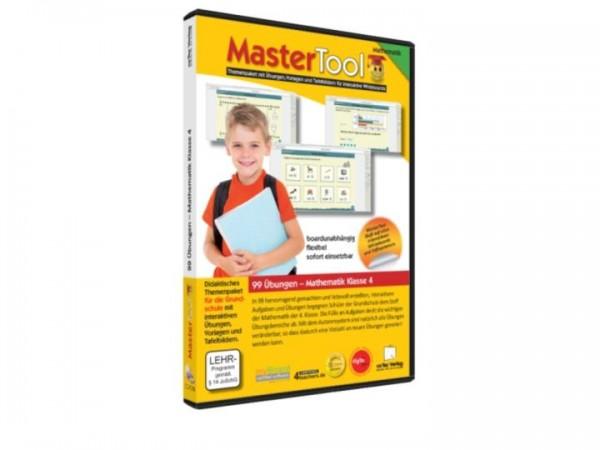 MasterTool - 99 Übungen für die Grundschule: 99 Übungen Mathematik Klasse 4 (134)
