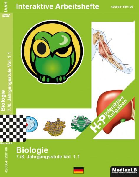 Biologie 7-8, Vol.1.1