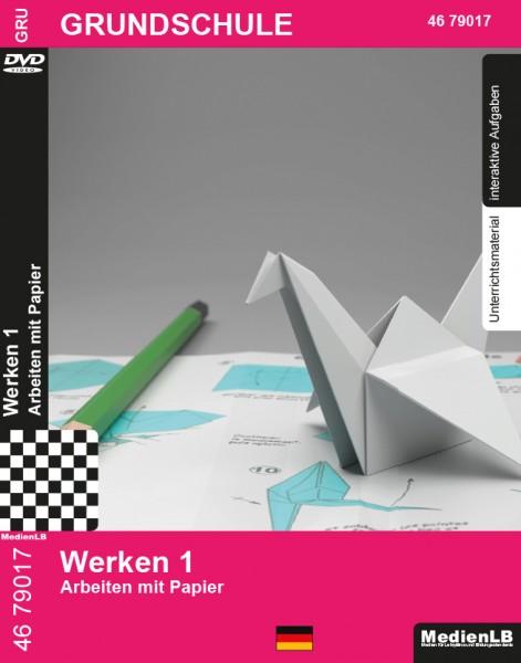 Werken 1 - Arbeiten mit Papier