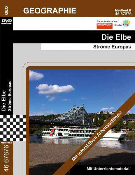 Die Elbe - Ströme Europas