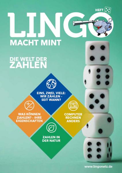 Lingo macht MINT-Magazin - Heft 5 Die Welt der Zahlen