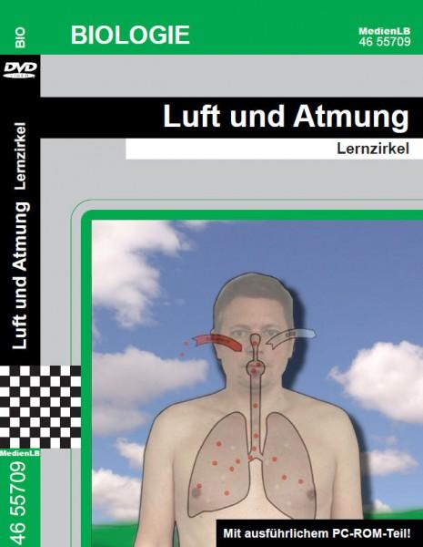 Luft und Atmung - Lernzirkel