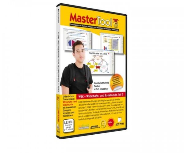 MasterTool - WSK - Wirtschafts- und Sozialkunde - Teil 5 (100)