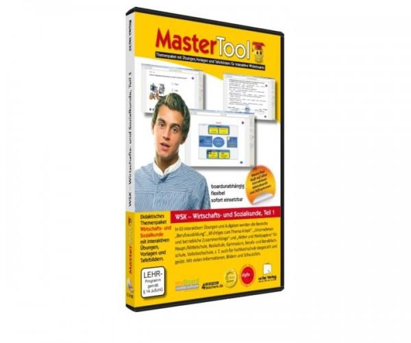 MasterTool - WSK - Wirtschafts- und Sozialkunde - Teil 1 (96)