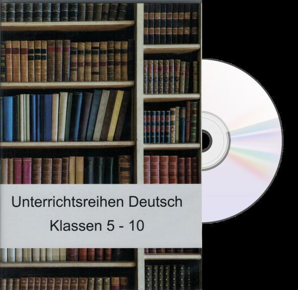 Unterrichtsreihen Deutsch Sekundarstufe I (Klasse 5-10)