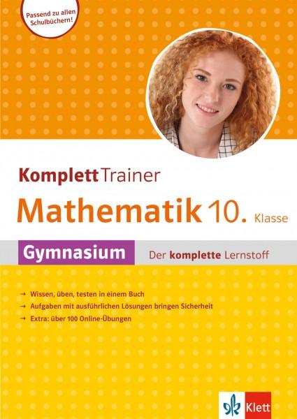 Komplett Trainer Mathematik 10. Klasse
