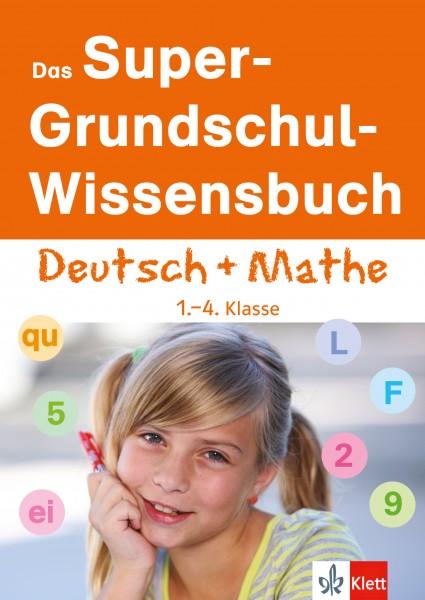 Klett Das Super-Grundschul-Wissensbuch