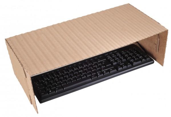 """Set Tastatur-Sichtschutz """"Tactus"""" in Box, 10-tlg."""