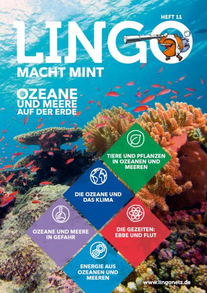 Lingo macht MINT-Magazin - Heft 11 Ozeane
