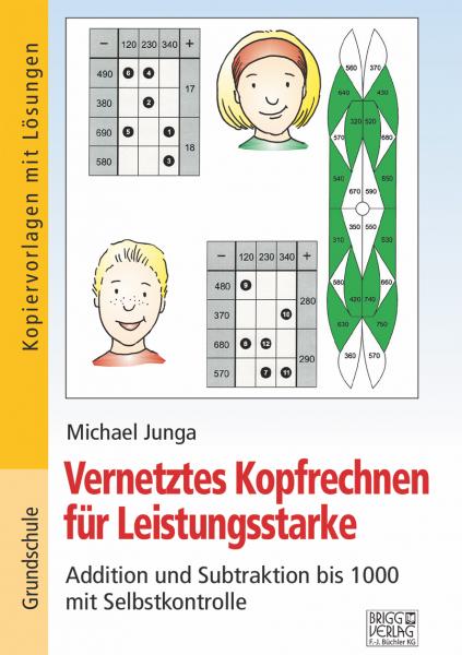 Vernetztes Kopfrechnen für Leistungsstarke ab Klasse 3 Print oder E-Book