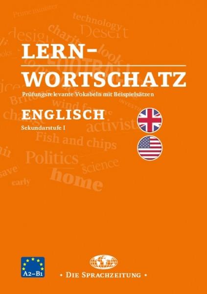 Lernwortschatz Englisch - Digitalversion