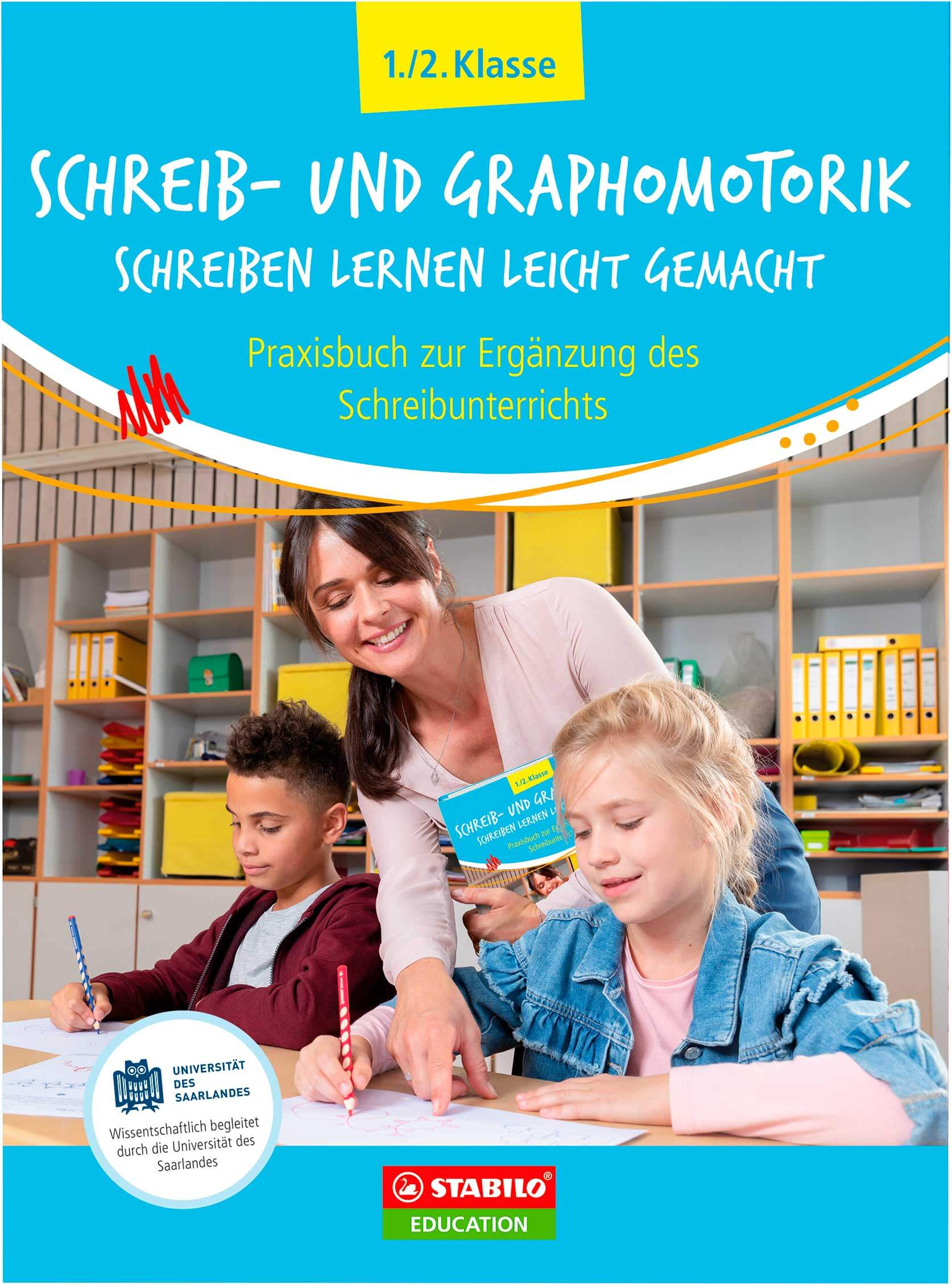 STABILO Schreib- und Graphomotorik: Schreiben lernen leicht gemacht (E-Book)