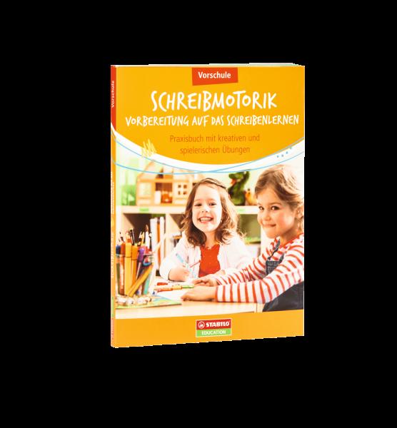STABILO - Schreibmotorik: Vorbereitung auf das Schreibenlernen - Praxisbuch mit kreativen und spiele