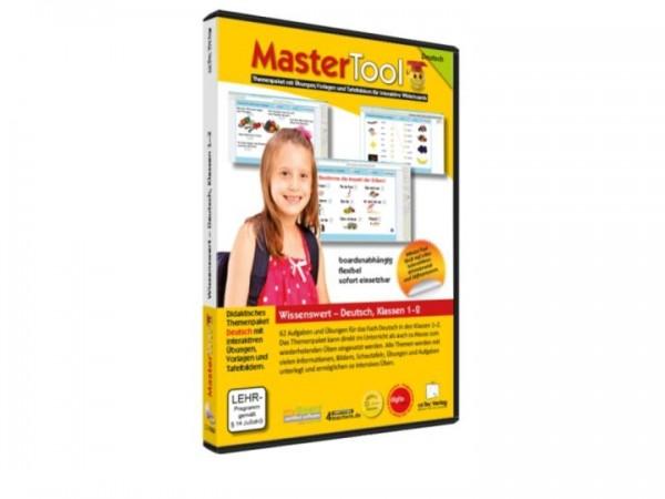 MasterTool - Wissenswert Deutsch - Klasse 1 - 2 (153)