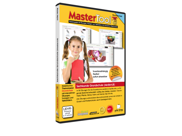 MasterTool - Sachkunde - Grundschule (MedienLB) (182)
