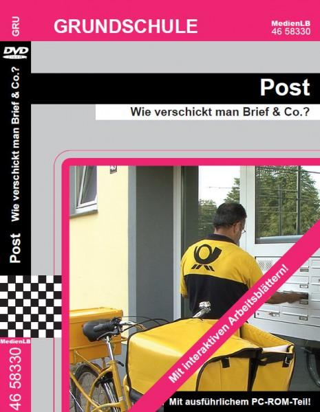 Post - Wie verschickt man Brief & Co.?