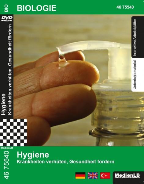 Hygiene - Krankheiten verhüten, Gesundheit fördern