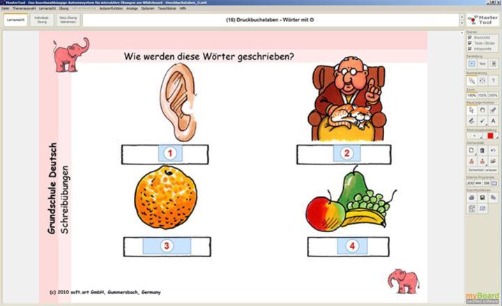 MasterTool - Deutsch - Erste Wörter & Druck- und Schreibschrift (15)