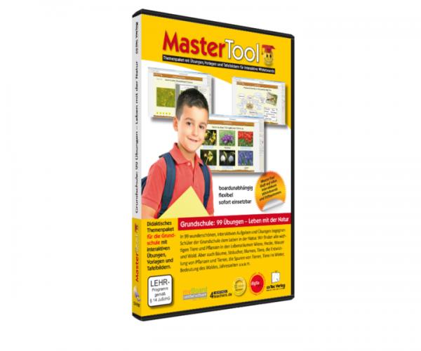 MasterTool - 99 Übungen für die Grundschule: Leben mit der Natur (76)