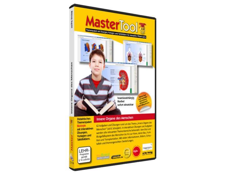 MasterTool - Biologie - Innere Organe des Menschen (79)