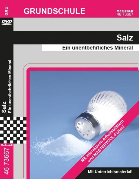 Salz - Ein unentbehrliches Mineral