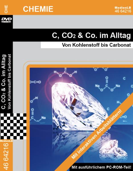 C, CO2 & Co. im Alltag - Von Kohlenstoff bis Carbonat