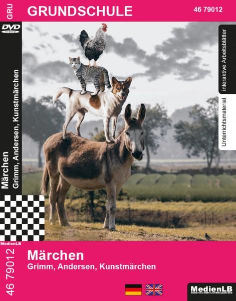 Märchen - Grimm, Andersen, Kunstmärchen